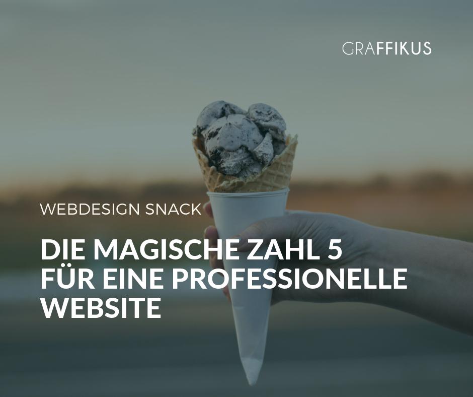 professioneller website aufbau