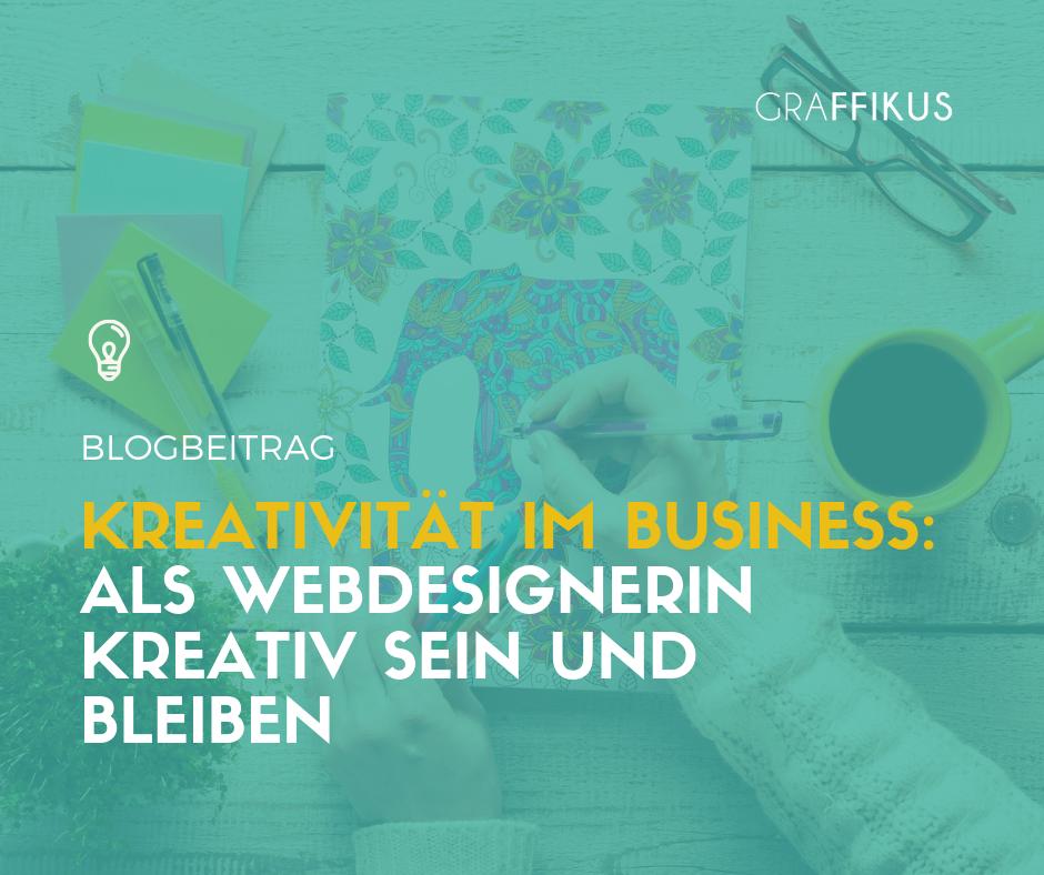 kreativitaet im business- als webdesignerin kreativ sein und bleiben