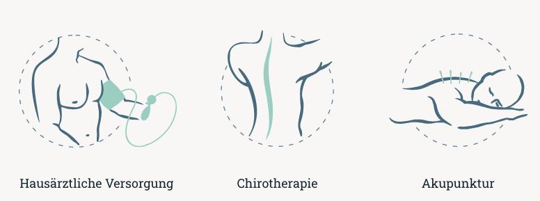 Illustrationen Kategorien Hausarztpraxis